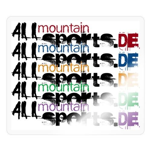 ALLmountainSPORTS de mixed - Sticker