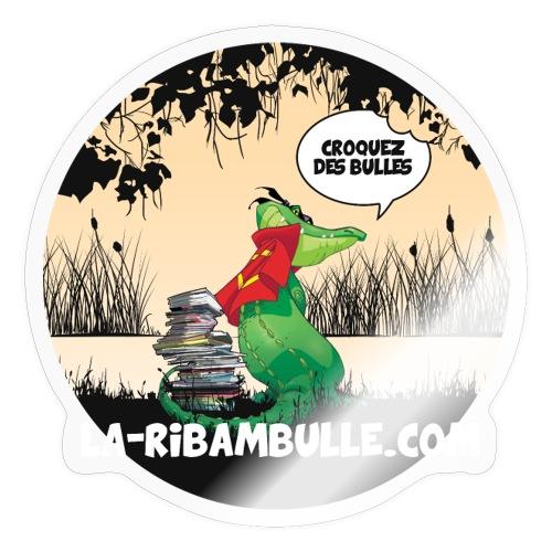 La Ribambulle illus - Autocollant