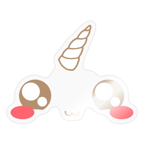 Kawaii_T-unicorn_EnChanta - Sticker