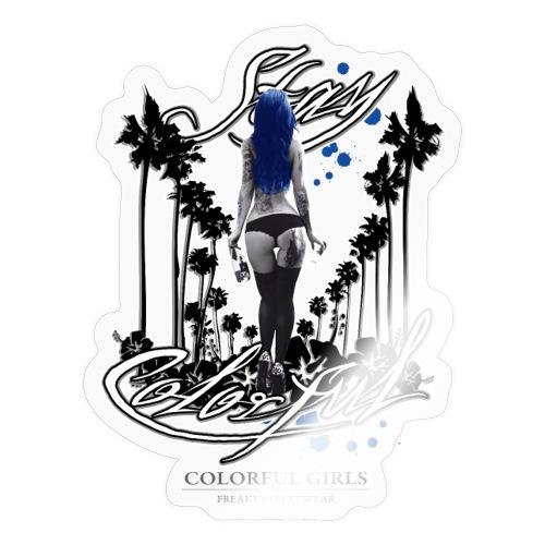 Carina Colorful 1 - Sticker