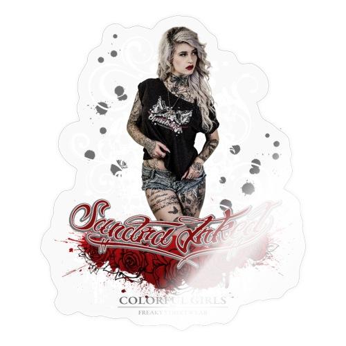 Sandra 1 - Sticker