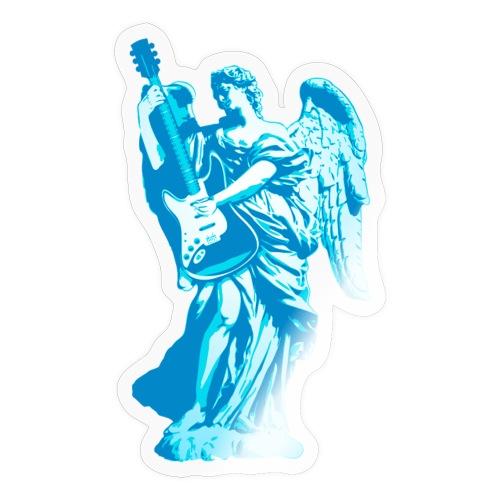 Engel 2018 blauw - Sticker