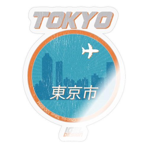 Tokyo - Sticker