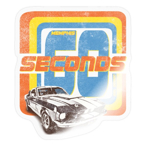 60 Seconds - Sticker