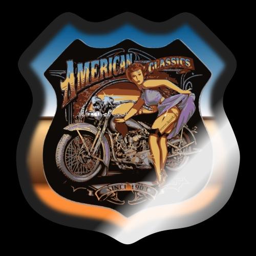 AMERICAN CLASSIC - Sticker