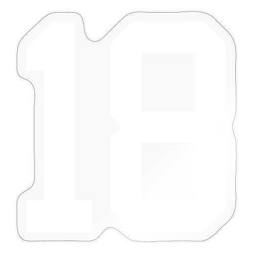 18 MÜLLER Johann - Sticker