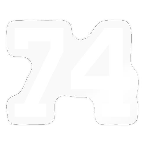 74 SPITZER Julian - Sticker