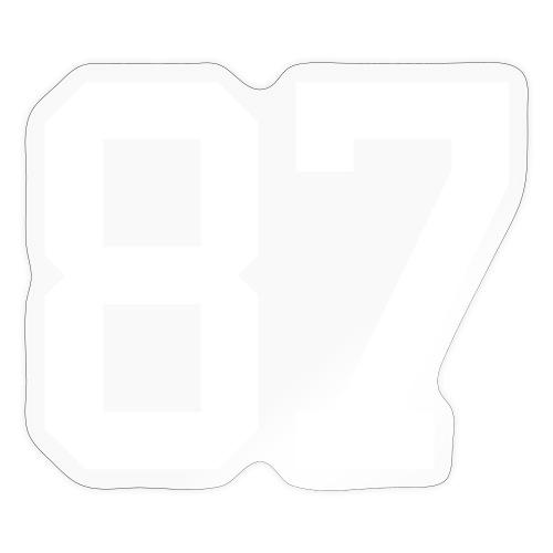 87 LEBIS Jan - Sticker