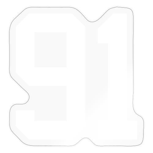 91 SPITZER Kevin - Sticker