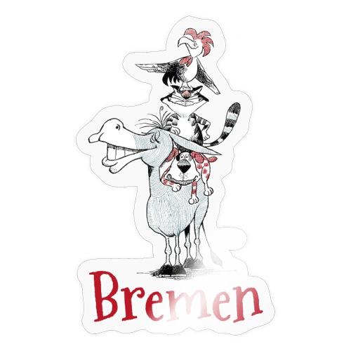 Bremer Stadtmusikanten - Sticker