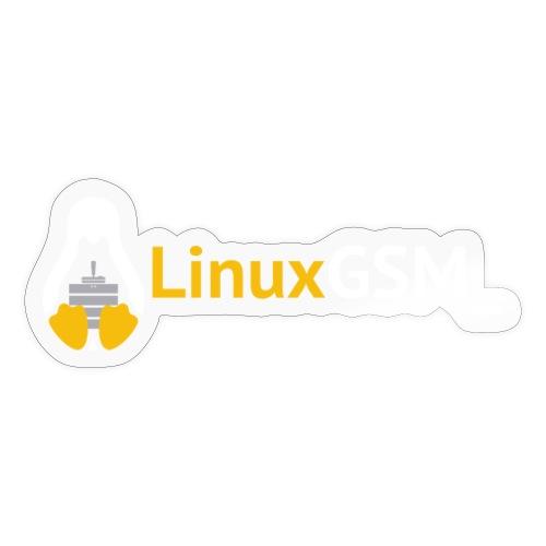 LinuxGSM - Sticker