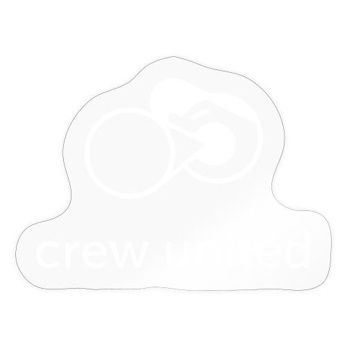 Crew United - Sticker