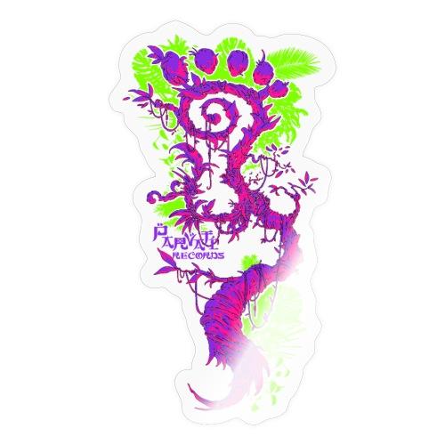 FootMoss logo - Sticker