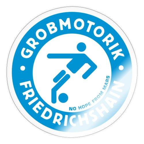 Gromotorik Friedrichshain - Sticker