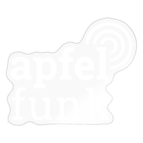 Apfelfunk Dark Edition - Sticker