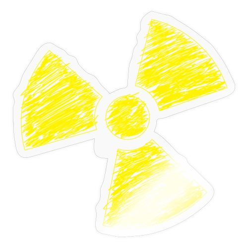 Radioactive - Sticker