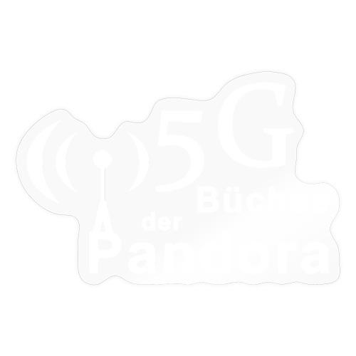 5G Büchse der Pandora - Sticker