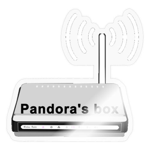 Pandora's box - Sticker