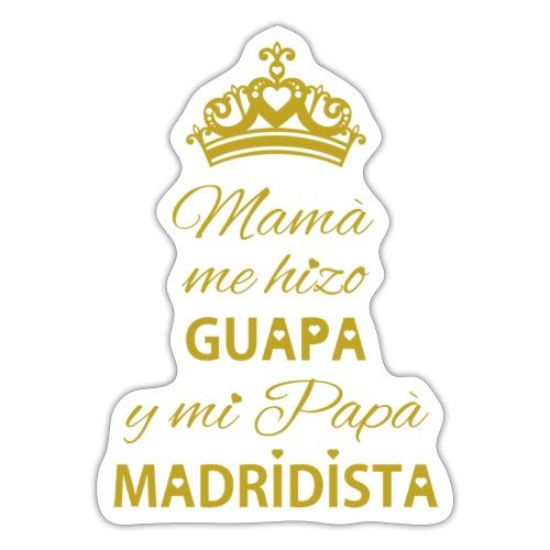 Guapa Madridista - Adesivo