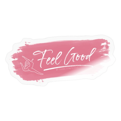 Feel Good by Sisers Stretching - Sticker