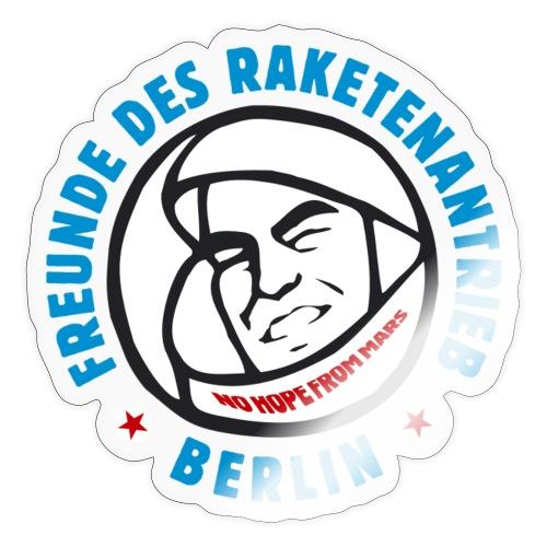 Freunde des Raketenantrieb Berlin - Sticker