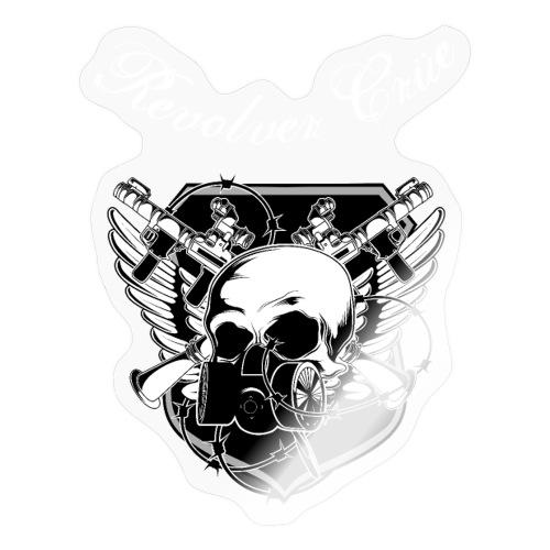 rEvolver Crest - Sticker