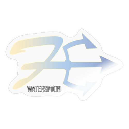 waterspoon - Autocollant