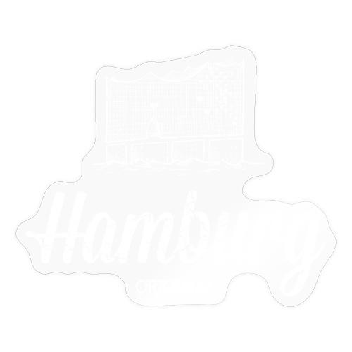 Hamburg Original Elbphilharmonie - Sticker