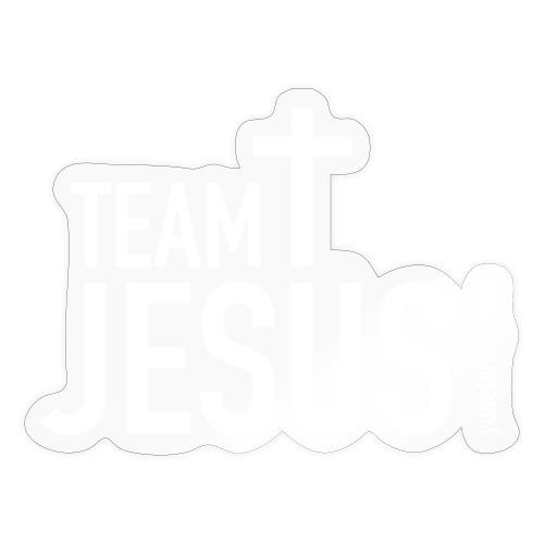 Team Jesus - Autocollant