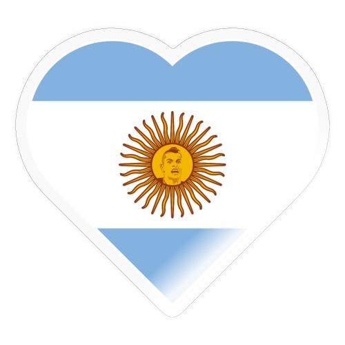 Argentina - Klistermärke