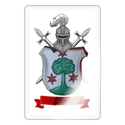 libra01 - Sticker