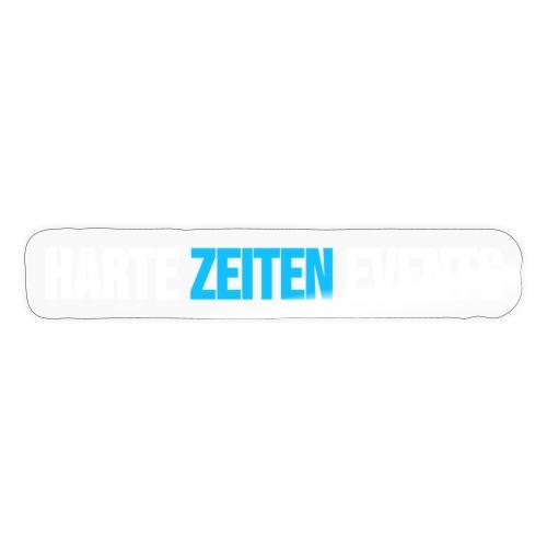 Schriftzug NEU Harte Zeiten - Sticker