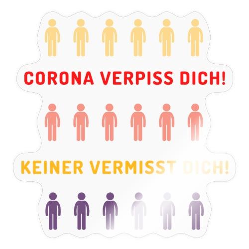 Corona - Sticker