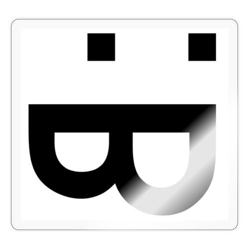 toothy B - Sticker