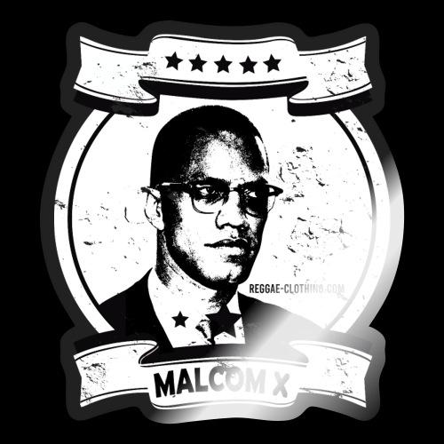 Malcom X Classic - Sticker