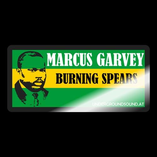 BURNING SPEARS - Marcus Garvey - Sticker