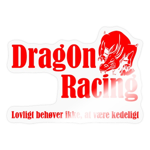 DragOn Racing - Sticker