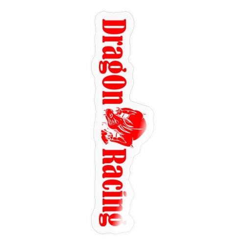 Dragon long horisontal - Sticker