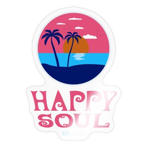 Happy Soul! - Sticker