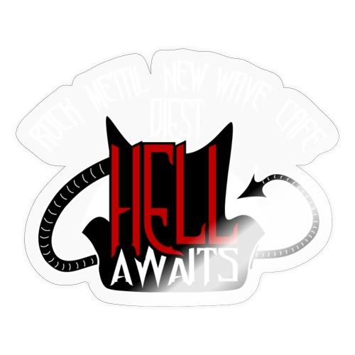 Hell Awaits - Sticker