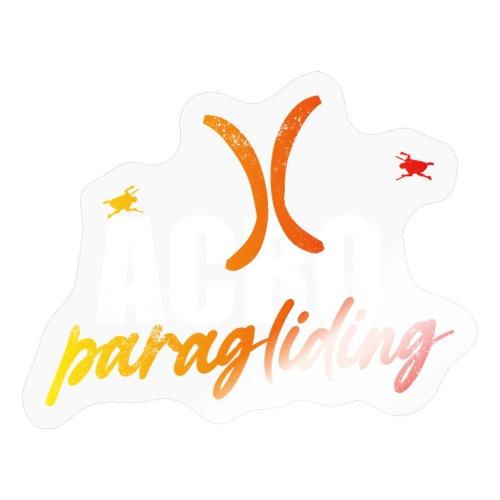 Acro Paragliding - Sticker