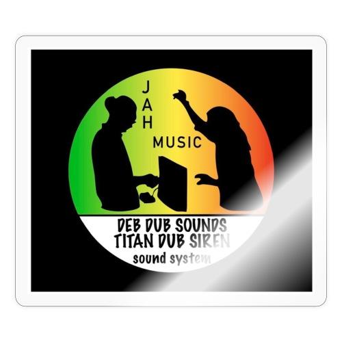 Deb Dub & Titan Dub Siren - Sticker