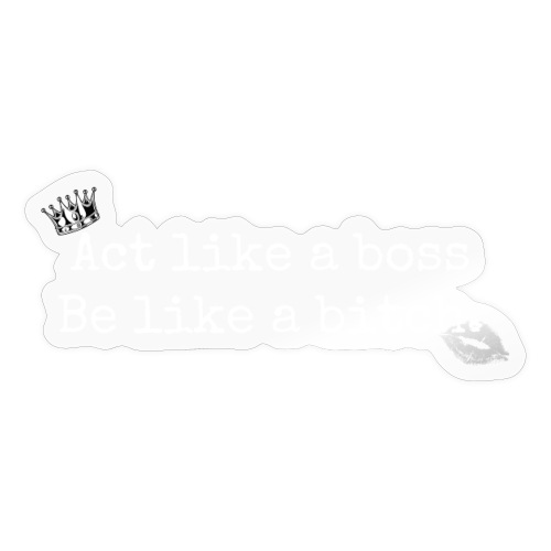 Act & Be like BB - Sticker