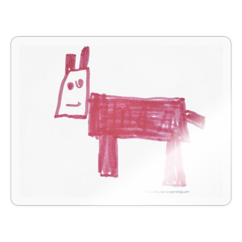 Total Lama - Sticker
