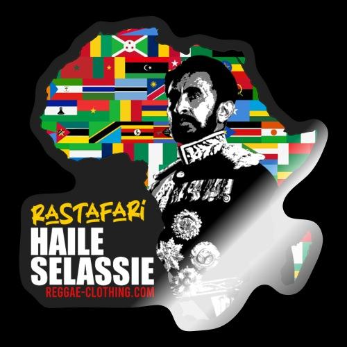 RASTAFARI ALL NATIONS - Sticker