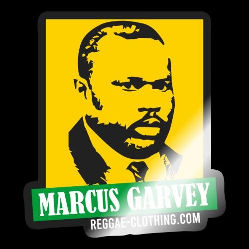 MARCUS GARVEY YELLOW GREEN SUBMARINE - Sticker