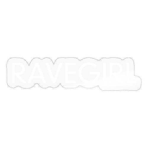 Ravegirl EDM - Sticker