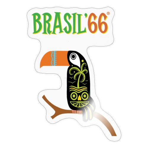 Brasil66 - Klistremerke