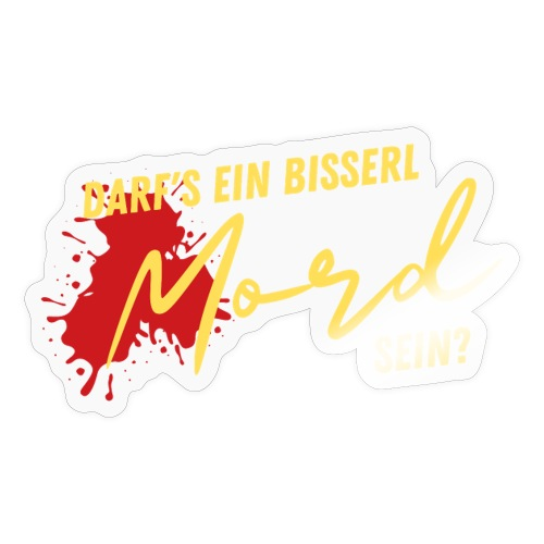 DEBMS Logo gelb - Sticker