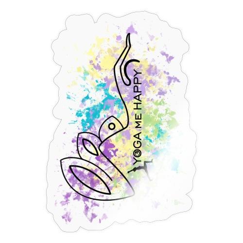 Yoga ME Happy Life 2021 - Sticker
